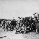 Переселенцы,следующие в Тургайскую область