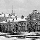 Челябинск. Железнодорожный вокзал